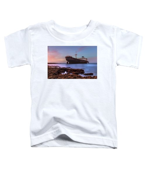 Temple Hall - Lanzarote Toddler T-Shirt