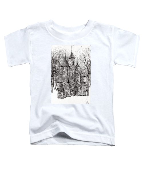 The Castle In The Forest Of Findhorn Toddler T-Shirt