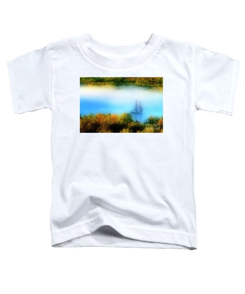 Through The Fog Toddler T-Shirt