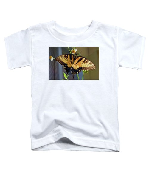 Tiger Swallowtail Toddler T-Shirt