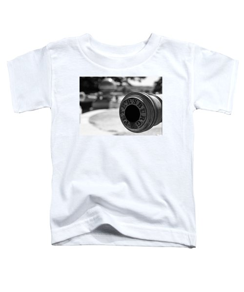 Trophy Point Cannon  Toddler T-Shirt