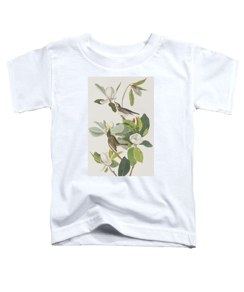 Warbling Flycatcher Toddler T-Shirt