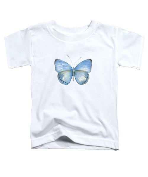 110 Blue Jack Butterfly Toddler T-Shirt