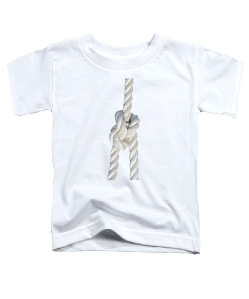 Nautical Knots Toddler T-Shirt
