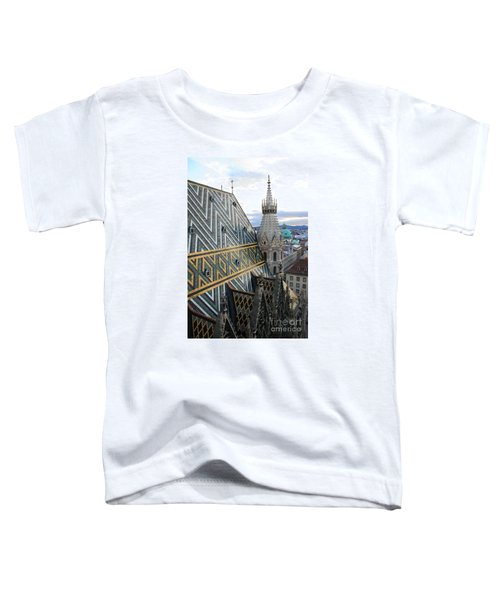 St Stephens Cathedral Vienna Toddler T-Shirt