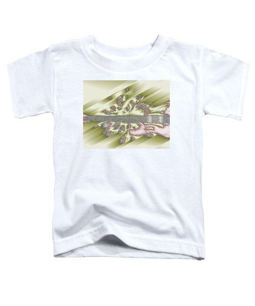 Wedding Guitar Toddler T-Shirt