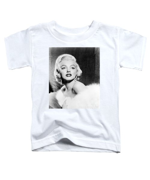 Marilyn Monroe Toddler T-Shirt