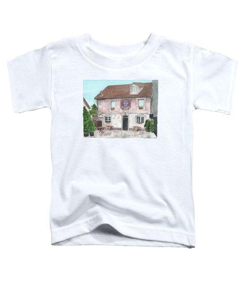 1775 Cafe De La Place Toddler T-Shirt
