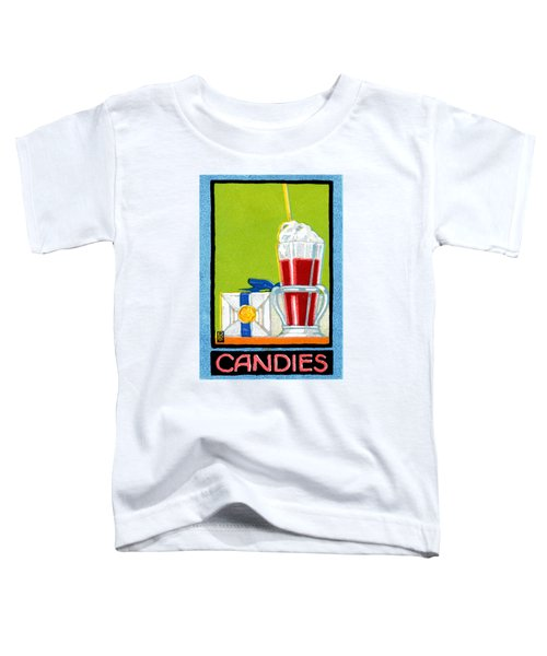 1910 Candies Toddler T-Shirt
