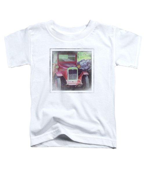1920 International Farm Truck Toddler T-Shirt