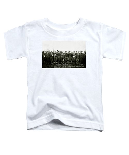 1921 Green Bay Packers Team Toddler T-Shirt