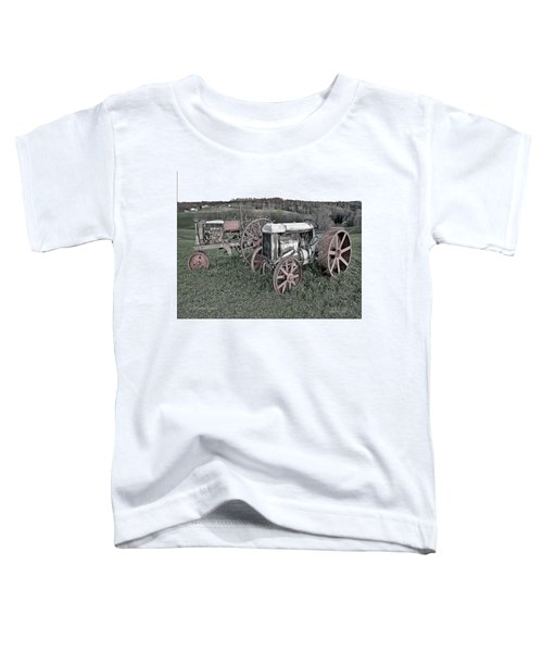 1923 Fordson Tractors Toddler T-Shirt
