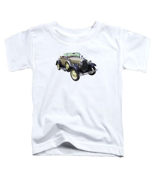 1931 Ford Model A Cabriolet Toddler T-Shirt