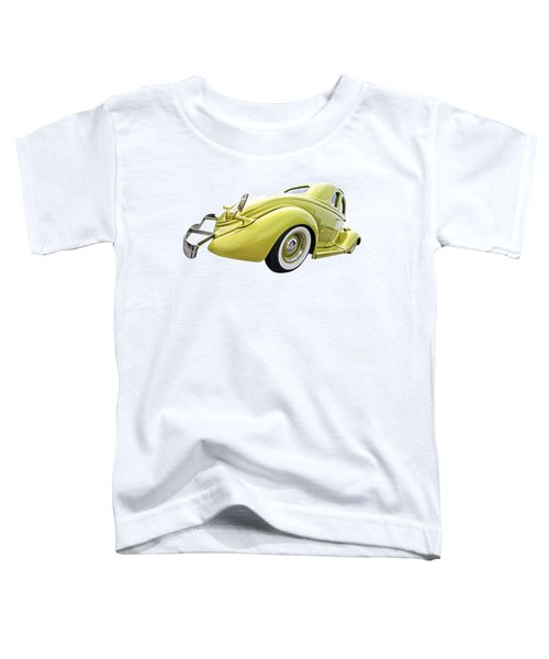 1935 Ford Coupe Toddler T-Shirt by Gill Billington