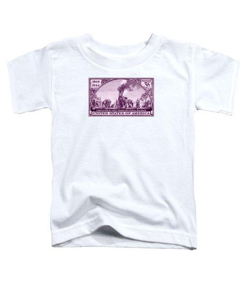 1944 Transcontinental Railroad Toddler T-Shirt