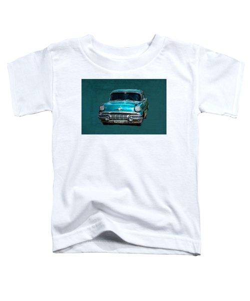 1957 Pontiac Bonneville Toddler T-Shirt