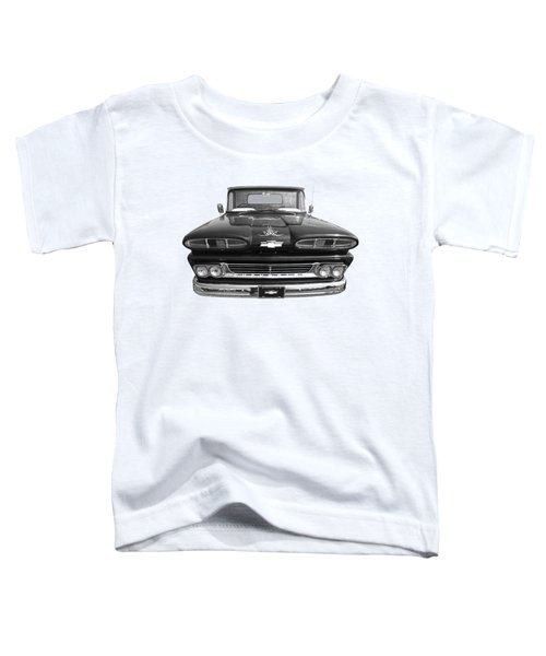 1960 Chevy Truck Toddler T-Shirt