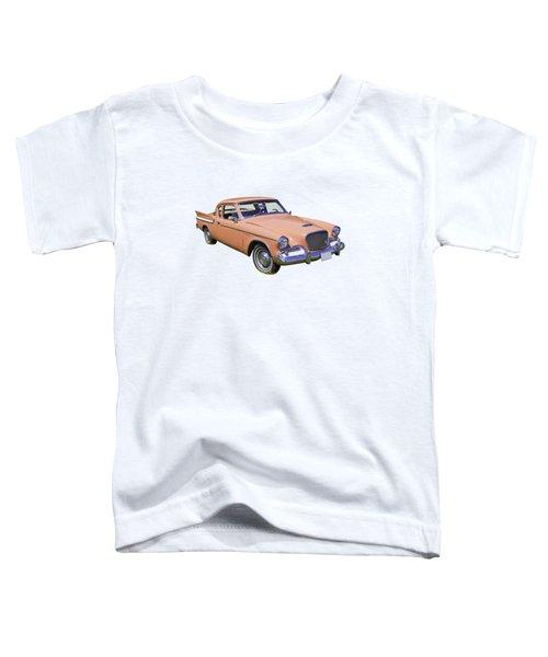 1961 Studebaker Hawk Coupe Toddler T-Shirt