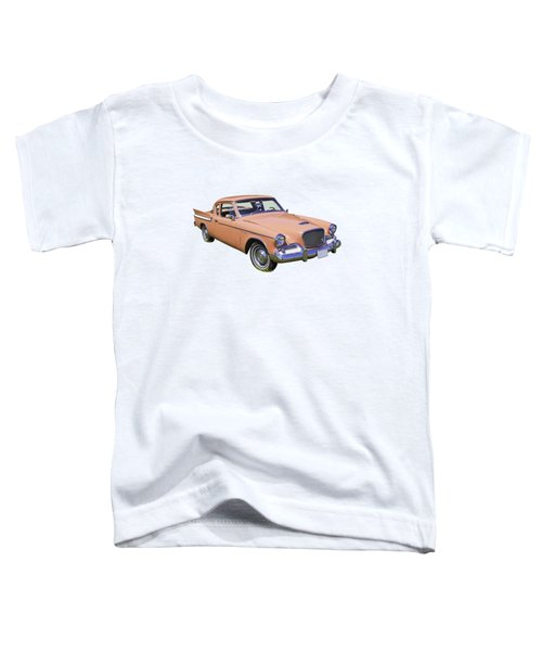 1961 Studebaker Hawk Coupe Toddler T-Shirt