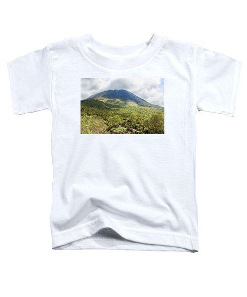 Arenal Volcano, Costa Rica Toddler T-Shirt