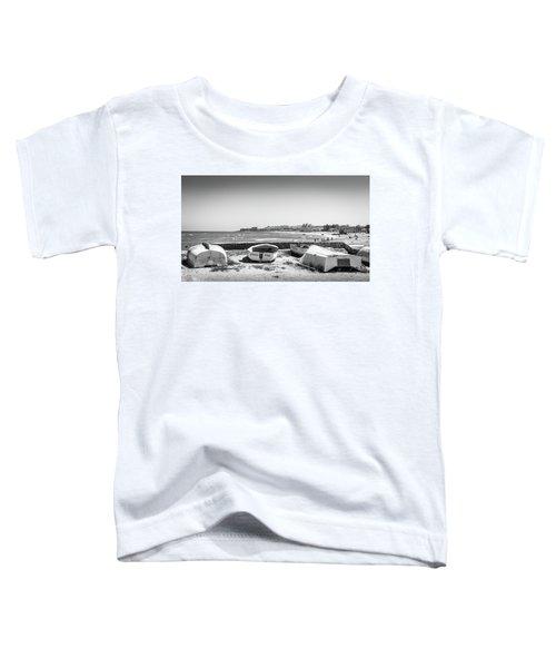 Boats. Toddler T-Shirt