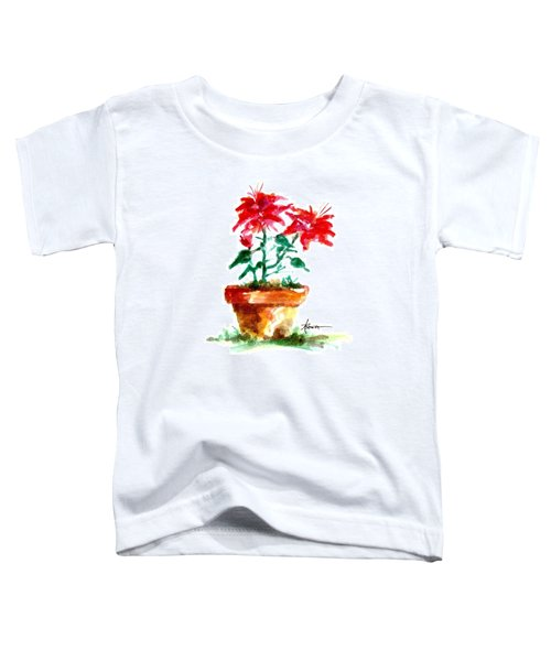 Cracked Pot  Toddler T-Shirt