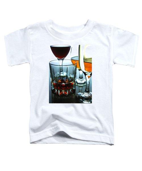 Drinks Toddler T-Shirt