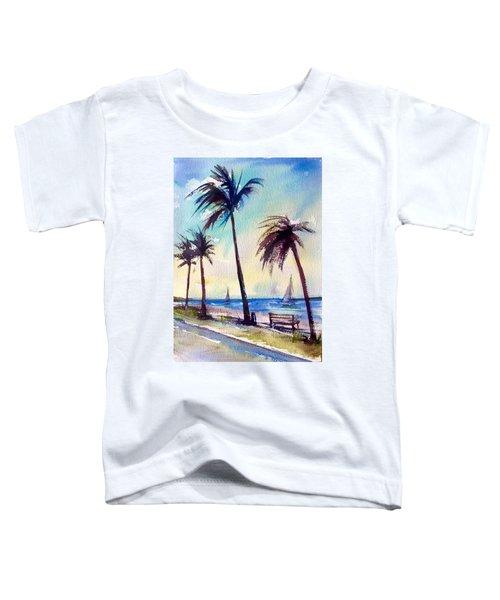 Evening Solitude Toddler T-Shirt