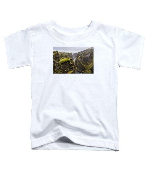 Fjadrargljufur Toddler T-Shirt