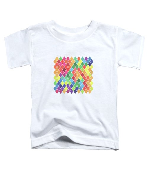 Geometric Background Toddler T-Shirt