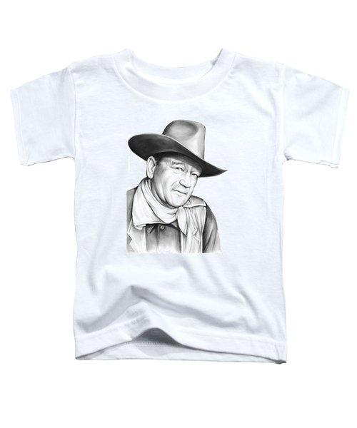 John Wayne Toddler T-Shirt