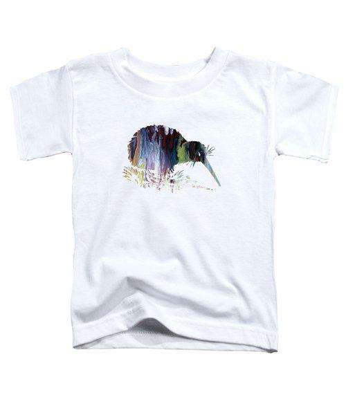 Kiwi Bird Toddler T-Shirt