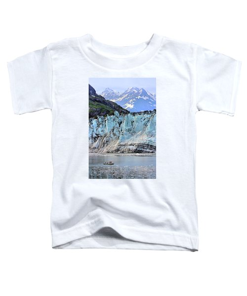 Lamplugh Glacier Toddler T-Shirt