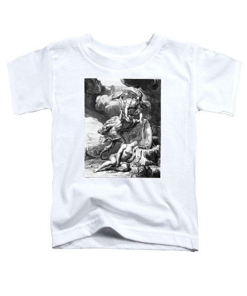 Mythology: Perseus Toddler T-Shirt