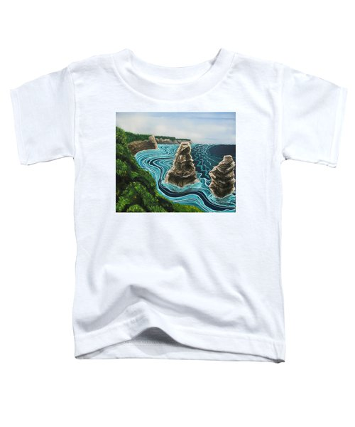 2 Of The 12 Toddler T-Shirt