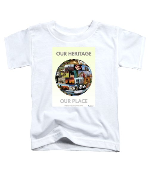 Our Heritage Our Place Toddler T-Shirt