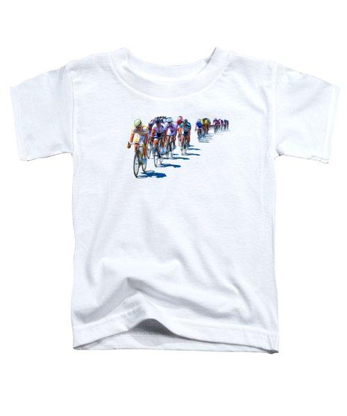 Philadelphia Bike Race Toddler T-Shirt