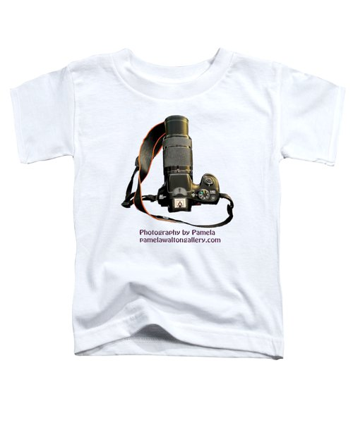Photography By Pamela Toddler T-Shirt