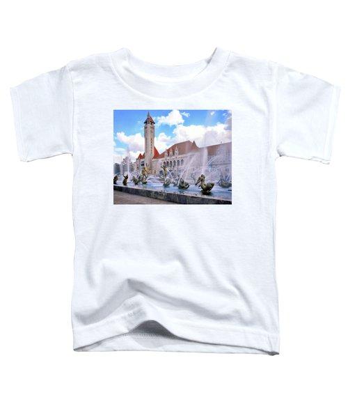 Union Station - St Louis Toddler T-Shirt