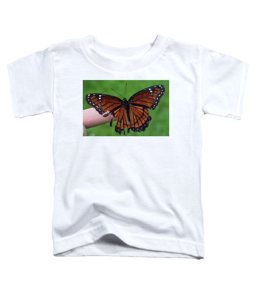 Viceroy Butterfly Toddler T-Shirt