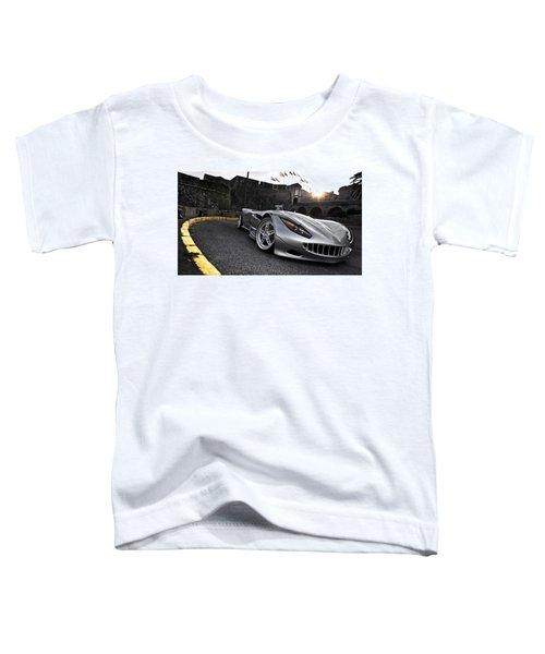 2009 Veritas Rs IIi Sports Car Toddler T-Shirt
