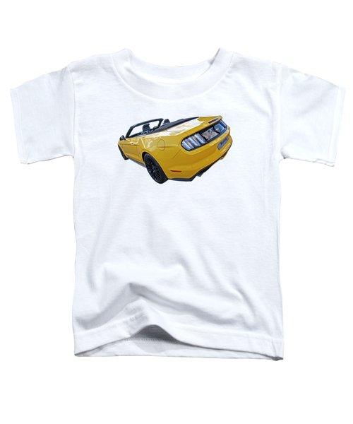 2016 Rhd Mustang Gt Toddler T-Shirt