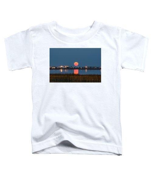 2017 Supermoon Toddler T-Shirt