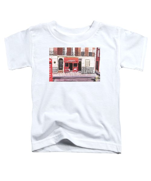 221 B Baker Street Toddler T-Shirt