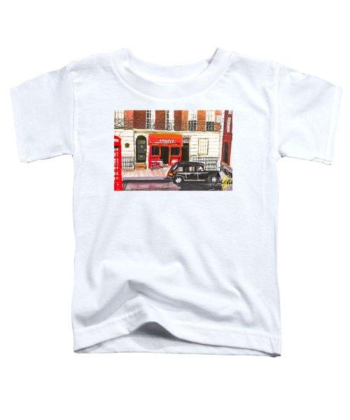 221b Toddler T-Shirt