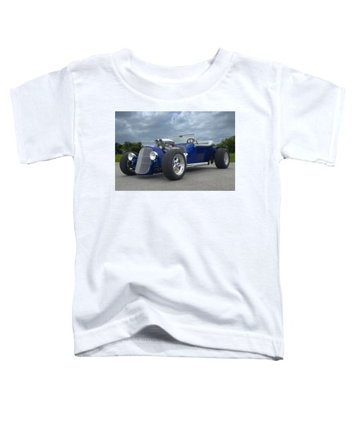 1923 Ford Bucket T Hot Rod Toddler T-Shirt