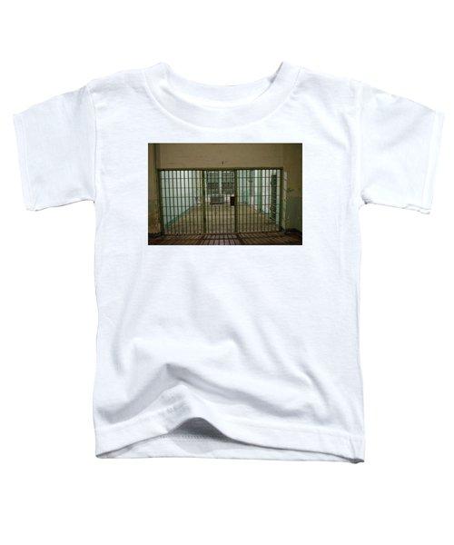 Alcatraz Federal Penitentiary Toddler T-Shirt