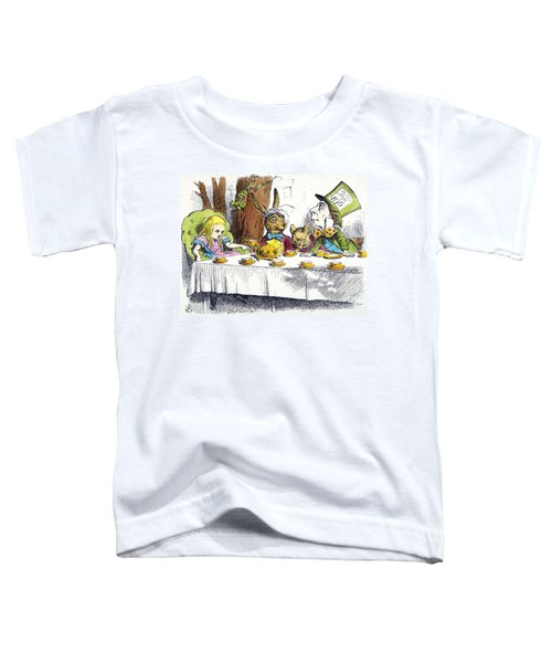 Carroll: Alice, 1865 Toddler T-Shirt