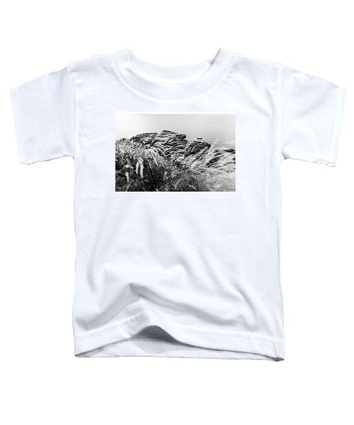 Cliffs At Kullaberg Toddler T-Shirt