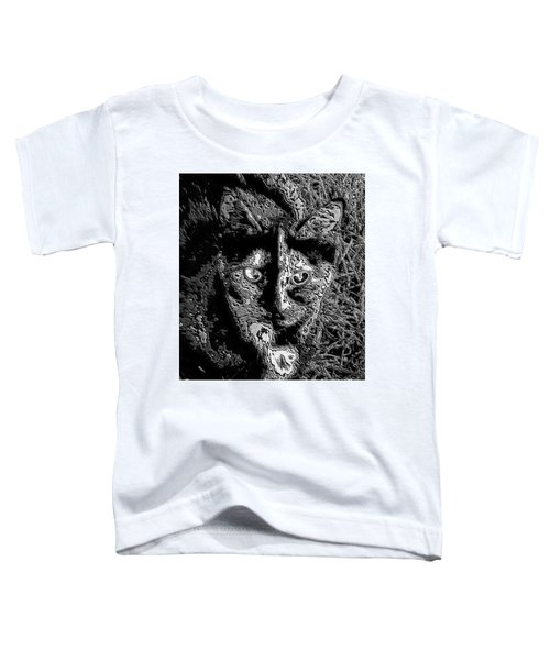 Coconut The Cat Toddler T-Shirt